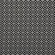 Deko žakard, geometrijski, 16168-01