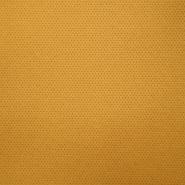 Umetno usnje, perforirano, 16255-120, rumena