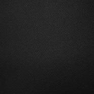 Umetno usnje, perforirano, 16255-901, črna