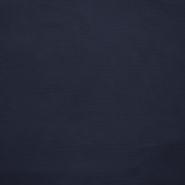 Bombaž, poplin, elastan, 16268-7, temno modra