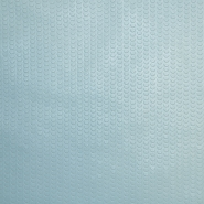Artificial leather, for clothing, 16270-2, light blue