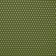 Jersey, cotton, stars, 16280-125