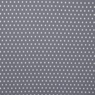 Jersey, cotton, stars, 16280-165