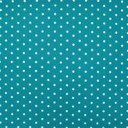 Pamuk, popelin, točkice, 15910-12