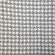 Pamuk, popelin, pepita, 15923-2