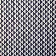 Baumwolle, Popeline, geometrisch, 15931-3