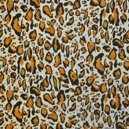 Wirkware, dünn, Viskose, 16343-01, Tiere