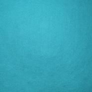 Felt, 1,5mm, polyester, 16123-003, turquoise - Bema Fabrics