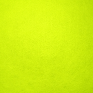Felt 1,5mm, polyester, 16361-125, neon yellow