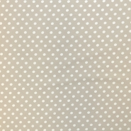 Jersey, cotton, dots, 16363-052