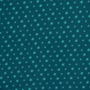 Jersey, bombaž, zvezde, 16365-024