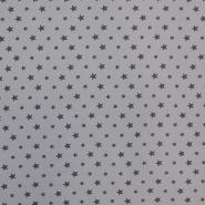 Jersey, pamuk, zvijezde, 16365-163