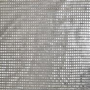 Bleščice, gliter, 16367-170, srebrna