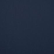 Bombaž, poplin, 16371-2, temno modra