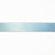 Satin ribbon, 15mm, 15459-1161, light blue