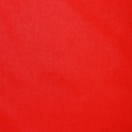 Cotton, poplin, 16386-13, red