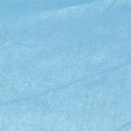 Pliš elastičen, 3079-4, modra