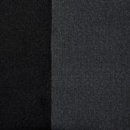 Bügeleinlage, Vlieseline, 16392-2, schwarz