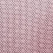Bombaž, poplin, rožice, 15596-304