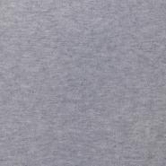 Pletivo, melanž, 16419-008, modro siva