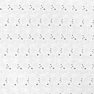 Jersey, z luknjicami, 16441-150, bela