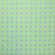 Pamuk, popelin, cvjetni, 16484-003