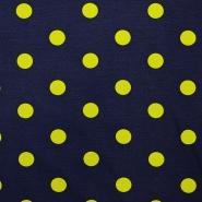 Jersey, bombaž, geometrijski, 16464-001