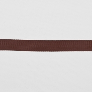 Strip, webbing, 25mm, 16182-41032, brown