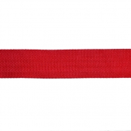 Strip, webbing 40 mm, 16183-41039, red