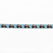 Band, Jacquard, Traktor, 16509-20020