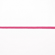 Cord, cotton, 7mm, 16510-42272, pink