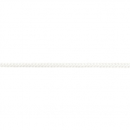 Cord, cotton, 7mm, 16510-42280, cream
