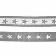 Strip, webbing, stars, 40 mm, 16183-41764