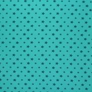 Jersey, pamuk, točkice, 16363-124