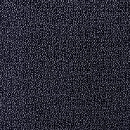 Fabric, viscose, dots, 16554-008, dark blue