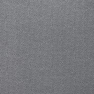 Tkanina, viskoza, pike, 16555-054, siva