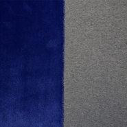 Wirkware, beidseitig, 16590-650, graublau