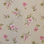 Deco, print, floral, 15188-113