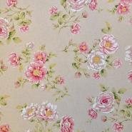 Deco, print, floral, 15188-112