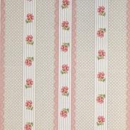Deko, tisak, cvjetni, 15188-132