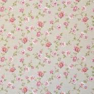 Deco, print, floral, 15188-133