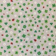 Deco, print, clover, 15188-152
