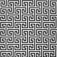 Deko žakard, obojestranski, geometrijski, 16611-01