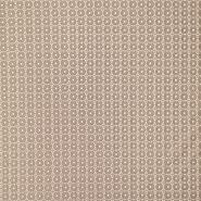 Čipka, krogi, 16415-055, bež