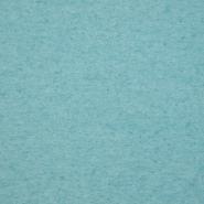 Knit, melange, 16420-006, turquoise
