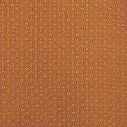 Tkanina, viskoza, krogci, 16677-3011