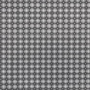 Fabric, elastic, floral, 16546-069
