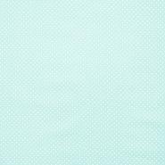 Bombaž, impregniran, pikice, 16629-022, mint