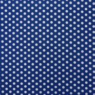 Bombaž, impregniran, pike, 16630-005, modra