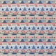 Žakard, geometrijski, 16636-016